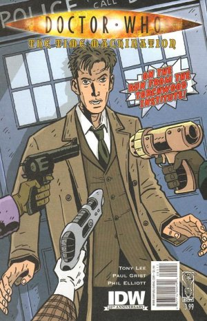 Doctor Who - The Time Machination édition Issues