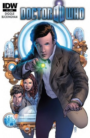 Doctor Who édition Issues V5 (2012 - 2013)