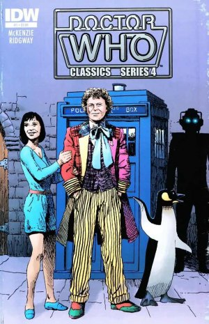 Doctor Who Classics - Series 4 édition Issues (2012)