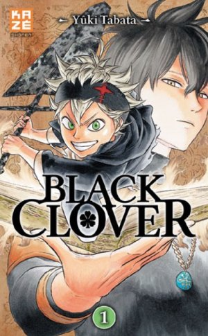 Black Clover édition Edition spéciale Japan Expo 2016