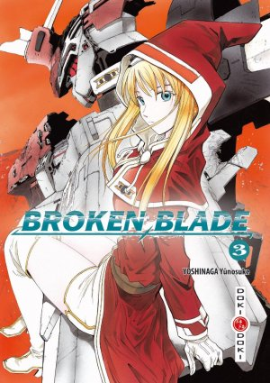 Broken Blade T.3