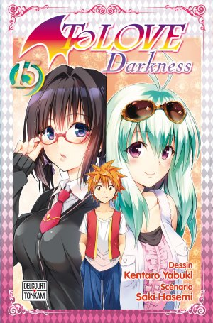 To Love Darkness 15