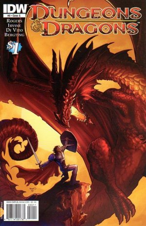 Dungeons and Dragons édition Issues V1 (2010 - 2012)