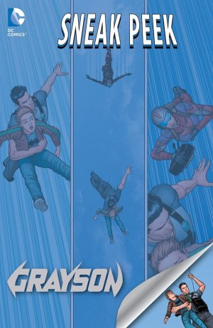 DC Sneak Peek - Grayson édition Issues