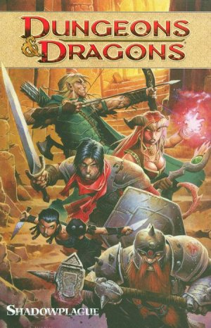 Dungeons and Dragons édition TPB softcover (souple)