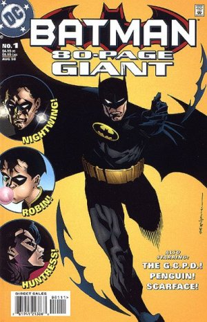 Batman 80-Page Giant (1998) édition Issues