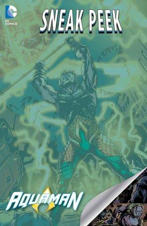 DC Sneak Peek - Aquaman # 1 Issues