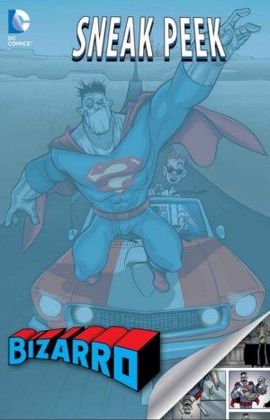 DC Sneak Peek - Bizarro édition Issues