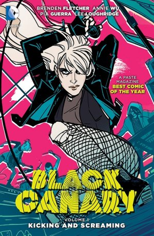 Black Canary édition TPB softcover (souple) - Issues V4