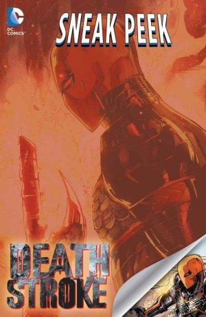 DC Sneak Peek - Deathstroke édition Issues