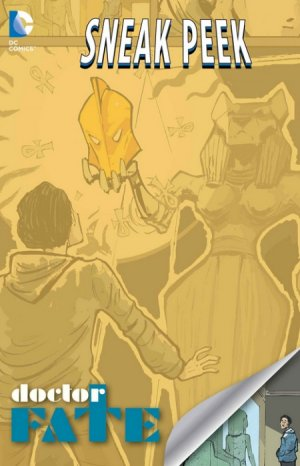 DC Sneak Peek - Dr. Fate édition Issues