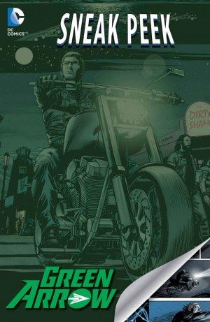 DC Sneak Peek - Green Arrow # 1 Issues