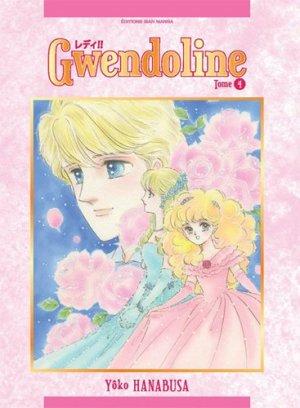 couverture, jaquette Gwendoline 4  (ISAN Manga) Manga