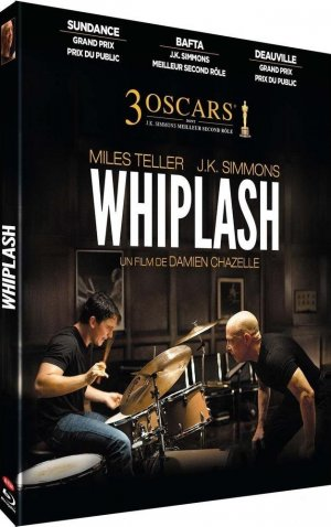 Whiplash édition Simple