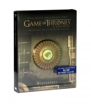 Game of Thrones édition Steelbook