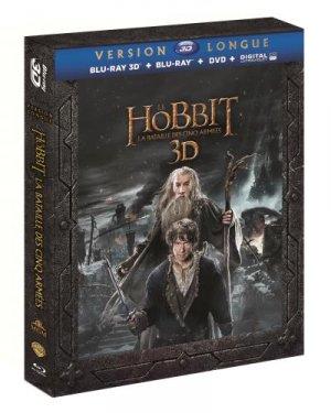Le Hobbit : la Bataille des Cinq Armées édition Combo