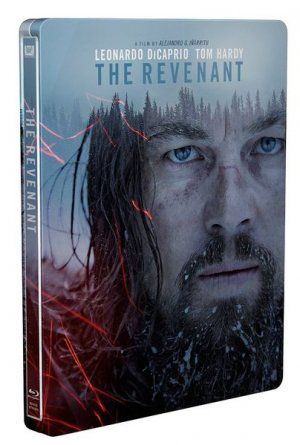 The Revenant édition Steelbook