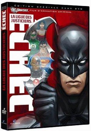 La Ligue des Justiciers : Echec édition Spéciale 2 DVD