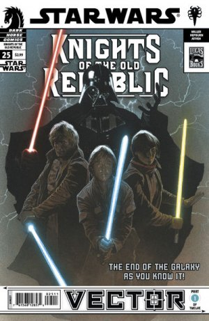 Star Wars - Chevaliers de l'Ancienne République # 25 Issues