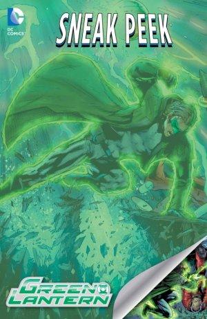 DC Sneak Peek - Green Lantern édition Issues