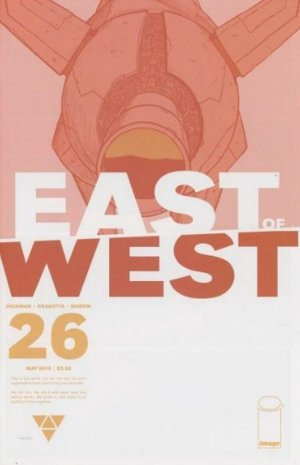 East of West # 26 Issues (2013 - Ongoing)