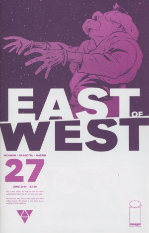East of West # 27 Issues (2013 - Ongoing)