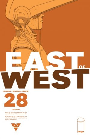 East of West # 28 Issues (2013 - Ongoing)
