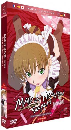 Maid in Heaven Supers - Comme le désire Monsieur ! édition DVD - VOSTFR
