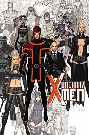 Uncanny X-Men # 2 TPB Hardcover Oversize - Issues V3 (2015 - 2016)