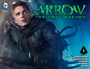 Arrow - The Dark Archer édition Issues - Digital Serie (2016 - Ongoing)