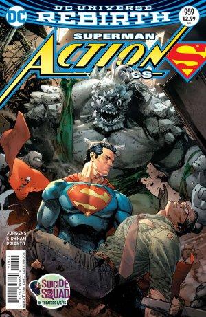 Action Comics # 959