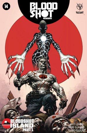 Bloodshot Reborn # 14 Issues (2015 - 2016)