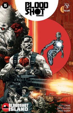 Bloodshot Reborn # 15 Issues (2015 - 2016)
