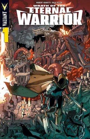 Eternal Warrior - La colère du Guerrier Éternel édition Issues (2015 - 2016)