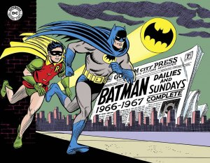 Batman - The Silver Age Newspaper Comics édition TPB hardcover (cartonnée)