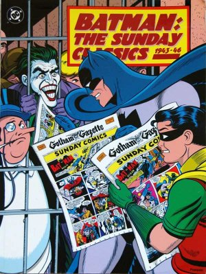 Batman - The Sunday Classics édition TPB softcover (souple)