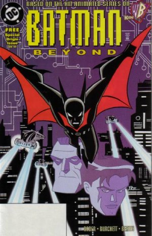 Batman Beyond - Special Origin Issue édition Issues