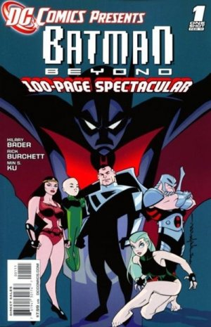 DC Comics Presents - Batman Beyond édition Issues