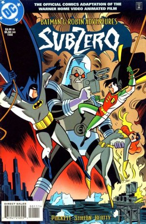 The Batman and Robin Adventures - Sub-Zero édition Issues