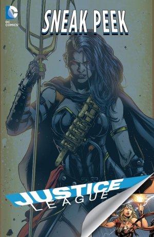 DC Sneak Peek - Justice League # 1 Issues