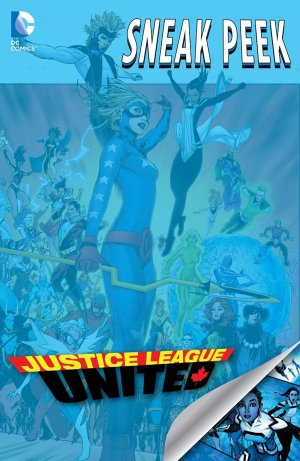 DC Sneak Peek - Justice League United édition Issues