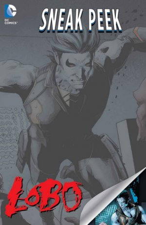 DC Sneak Peek - Lobo édition Issues
