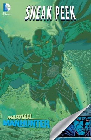 DC Sneak Peek - Martian Manhunter édition Issues