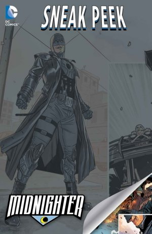 DC Sneak Peek - Midnighter édition Issues