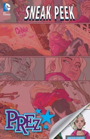 DC Sneak Peek - Prez 1