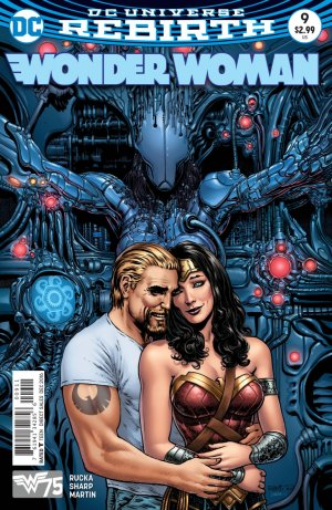 Wonder Woman # 9 Issues V5 - Rebirth (2016 - en cours)