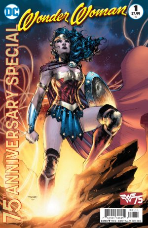 Wonder Woman - 75th anniversary special édition Issue