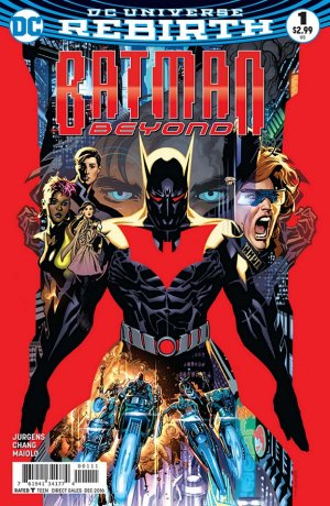 Batman Beyond édition Issues V7 (2016 - Ongoing)