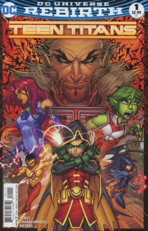 Teen Titans # 1 Issues V6 (2016 - Ongoing)