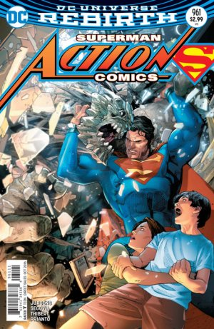 Action Comics # 961